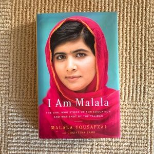 "Malala Yousafzai ""I Am Malala"""
